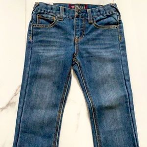 Guess blue jeans for boys